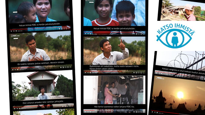 Katso Ihmistä: Elokuun Tarina Kambodžasta