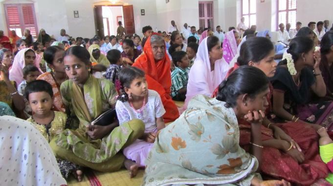 Uskomaton Intia -symposiumi 30. Syyskuuta Tarkastelee Kristinuskon Tilannetta Intiassa