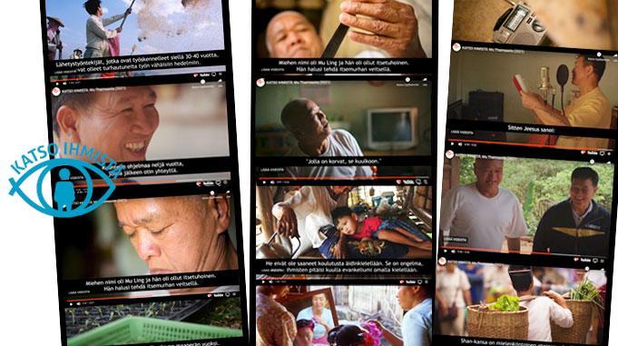 Katso Ihmistä: Syyskuun Tarina Thaimaasta