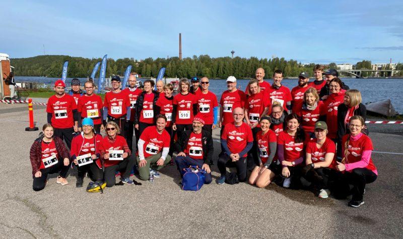 Run For Missions -juoksu Yllätti Jälleen